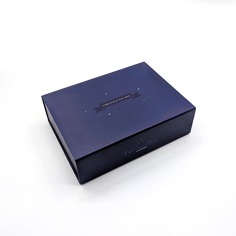 custom magnetic box which can be supplied flat