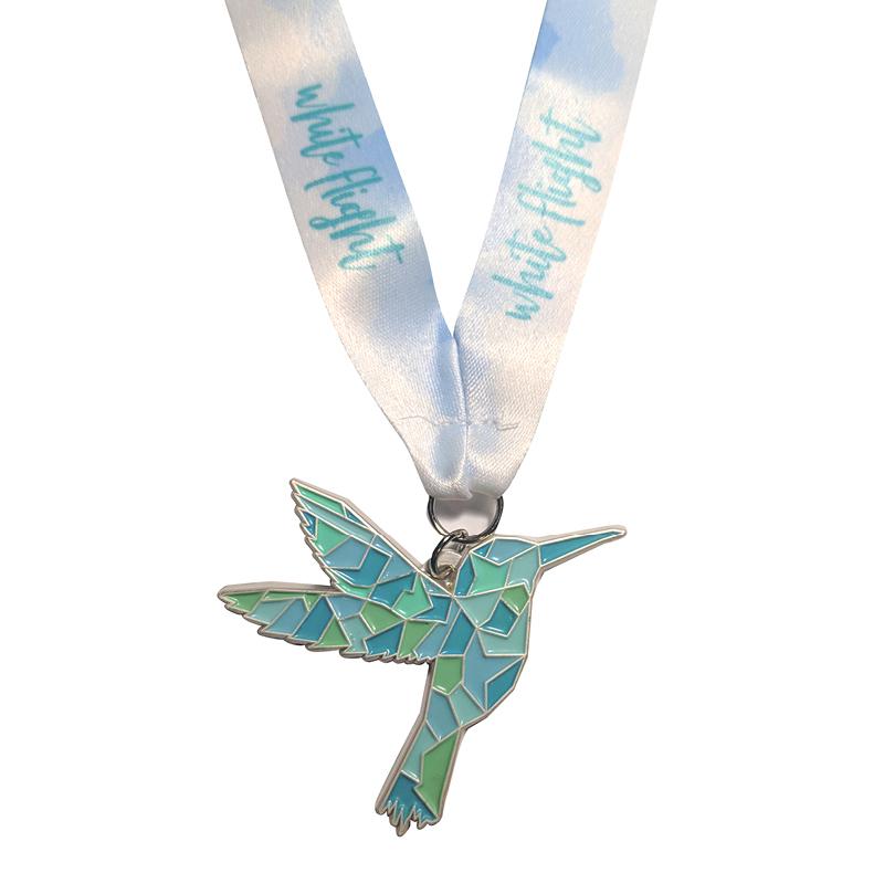 White Flight Medal