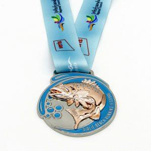 Step Four: Full Sample medal